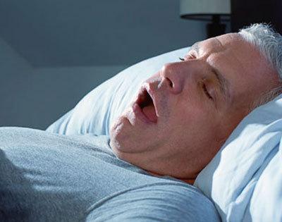 علت خروپف در خواب چیست؟