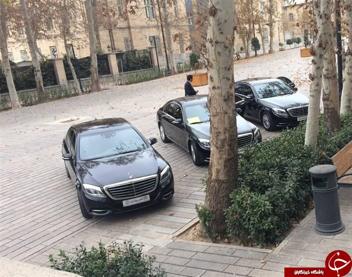 خودروهای قمیتی وزارت امور خارجه+تصاویر