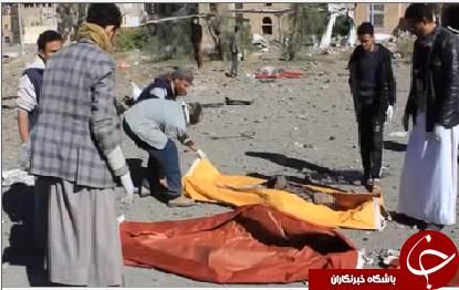 حمله به بازاری در یمن/ بیش از پنجاه شهید و زخمی تاکنون