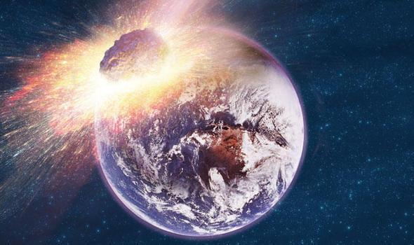نابودی و از بین رفتن زمین در 12 بهمن 96