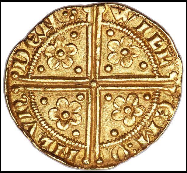 قیمت 500 هزار پوندی برای یک سکه +تصاویر