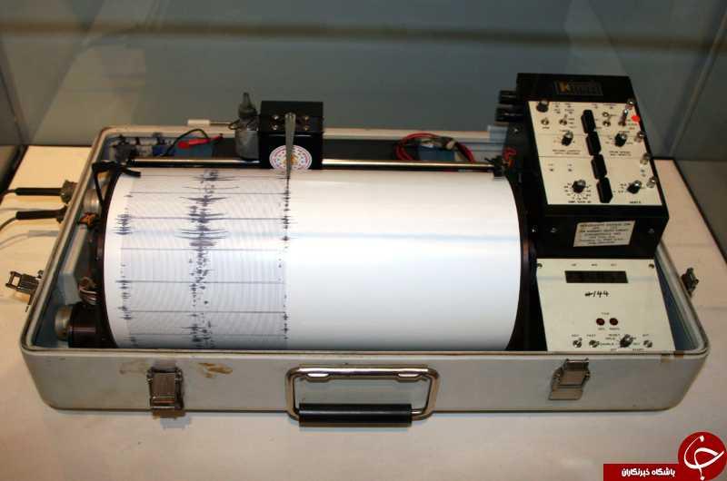 آثار زلزلهها به تفکیک ریشتر از 1 تا 10