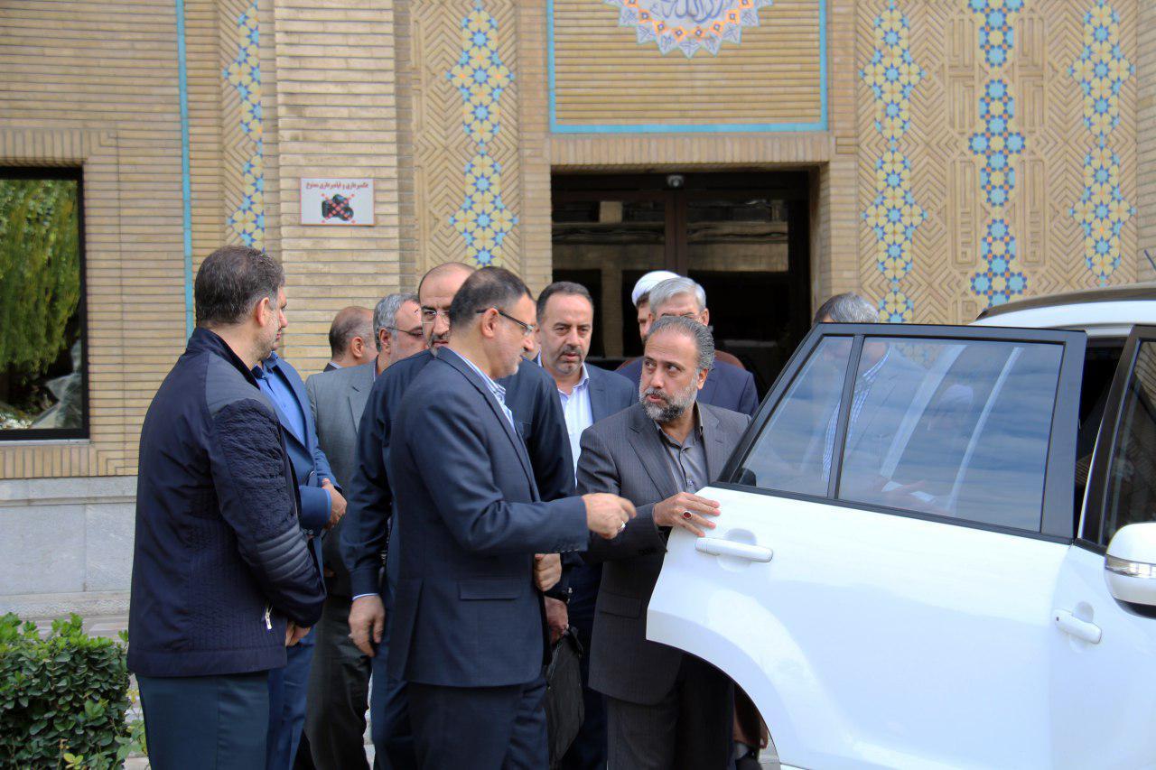 رئیس سازمان حج و زیارت برای مذاکرات حج 97 تهران را به قصد عربستان ترک کرد