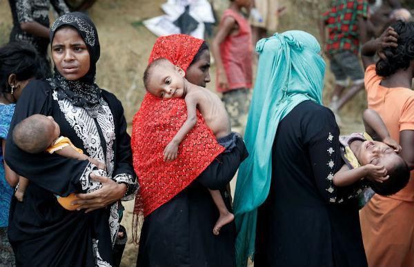 سکوت کَر کننده آنگ سان سوچی درباره آزار جنسی زنان روهینگیایی در دیدار با نماینده سازمان ملل