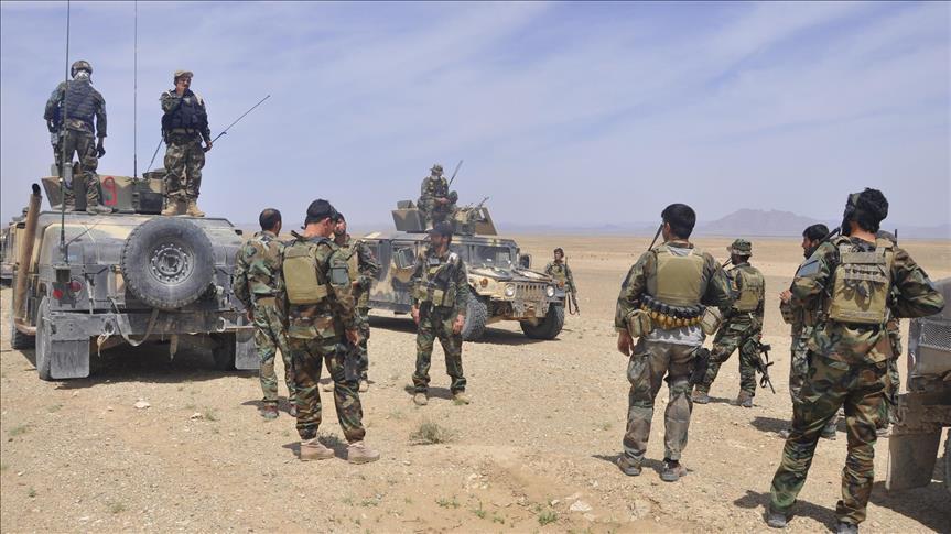 تلفات سنگین داعش در عملیات نیروهای امنیتی افغانستان