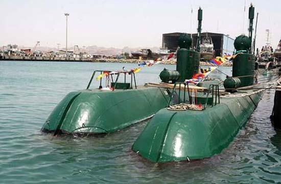 قدرت روی آبی که زیر آب هم وجود دارد
