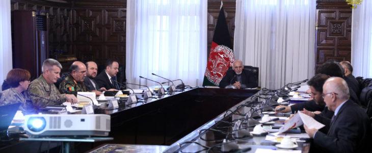 ریاست جمهوری افغانستان کنترل حریم فضایی کشور را تصویب کرد