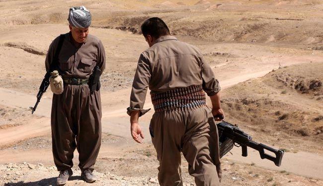 ایجاد نیروی نظامی جدید کردی در شمال سوریه توسط ائتلاف به اصطلاح مبارزه با داعش