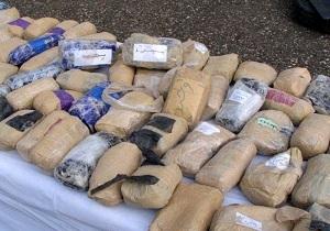 کشف بیش از 18 تن مواد مخدر