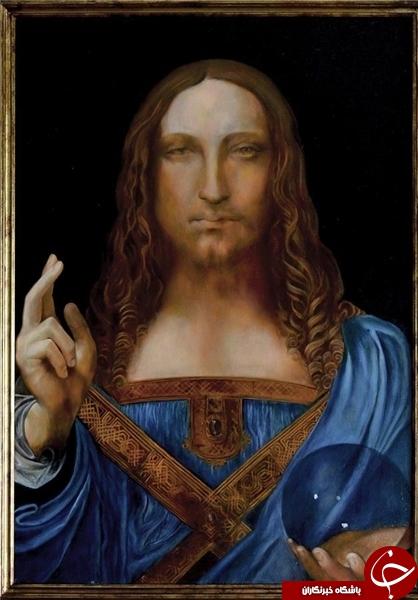 انگیزه بن سلمان از خرید تابلوی نقاشی ۴۵۰ میلیون دلاری چه بود؟