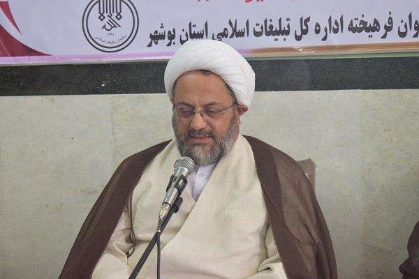 اقدامات ارزشمندی در عرصه تولید محتوای دینی در بوشهر انجام شده است