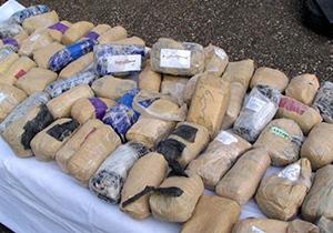 کشف بیش از ۵۰۰ کیلوگرم انواع مواد مخدر در همدان