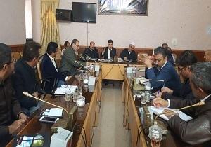 برگزاری جلسه شورای هماهنگی مبارزه با مواد مخدر در سردشت