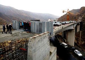 حضور دستگاههای نظارتی برای رفع مشکلات آزادراه تهران – شمال