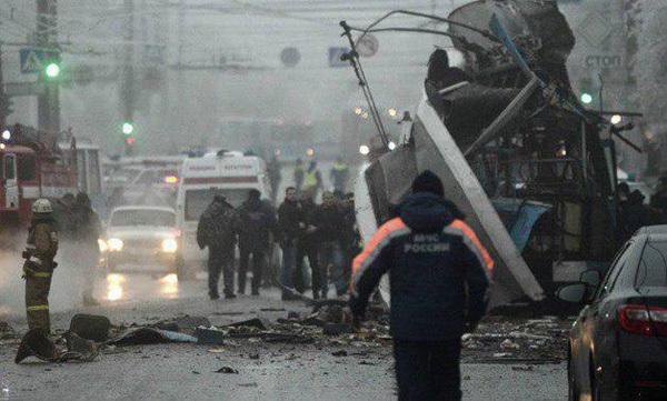 انفجار در فروشگاهی در سن پترزبورگ روسیه