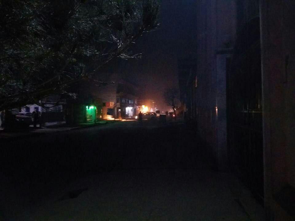 درگیری مسلحانه در نزدیکی منزل «محمد محقق» در کابل
