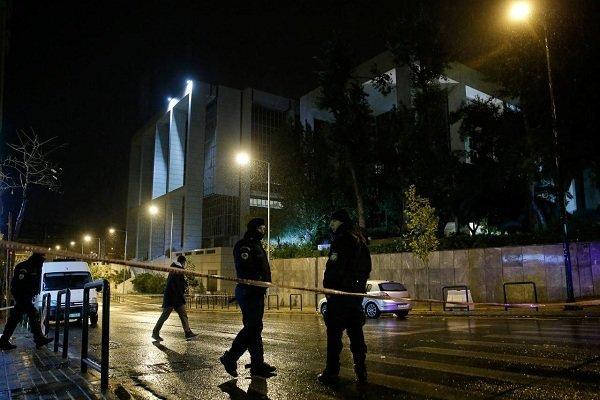 پذیرش مسئولیت انفجار دادگاهی در آتن از سوی یک گروه چپگرا