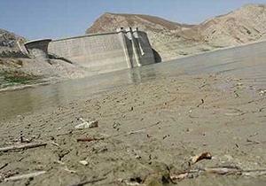 وضعیت بحرانی سه سد فارس