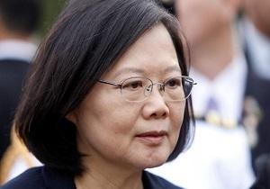 رئیسجمهور تایوان: ارتش چین باعث بیثباتی منطقهای میشود