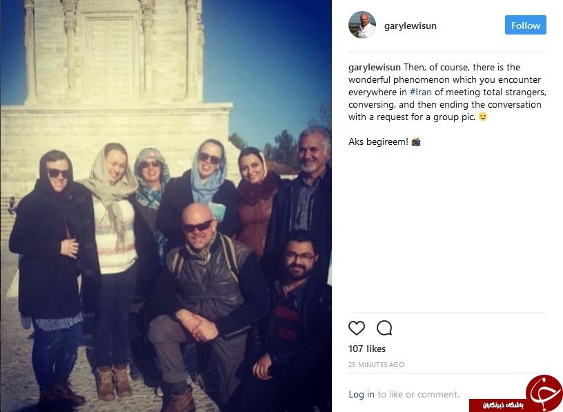 پایان سفر نماینده سازمان ملل در ایران+ عکس