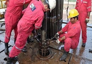 حفر و تکمیل ۱۱۹ حلقه چاه نفت و گاز در ۹ ماه امسال