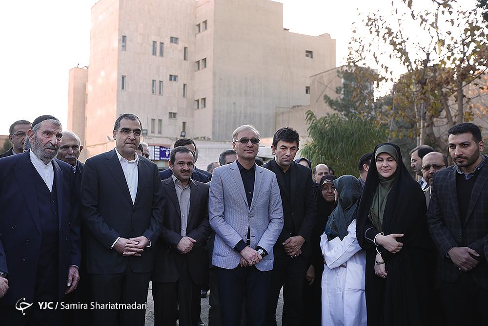 ساخت بزرگترین بیمارستان ام اس خاورمیانه کلید خورد/ جای خالی خدمات توانبخشی برای بیماران ام اس