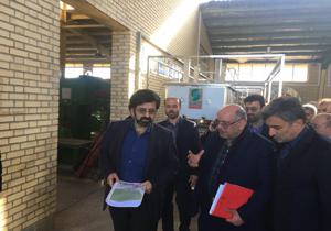 بومی سازی صنایع تبدیلی و تکمیلی موفق کشور در اردبیل