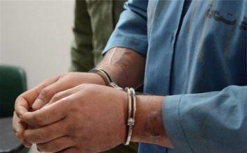 دستگیری توزیع کنندگان موادمخدر در همدان