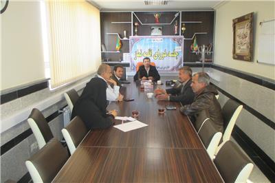 چهارمین جلسه ستاد اقامه نمازشهرستان فامنین با موضوع اقامه نماز باران برگزار شد.