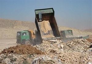ثبت بیش از ۹۶ فقره تخلف توسط خودروهای حمل نخاله ساختمانی در زاهدان