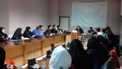 برگزاری کارگاه آموزشی ویژه مربیان ورزشی در زنجان