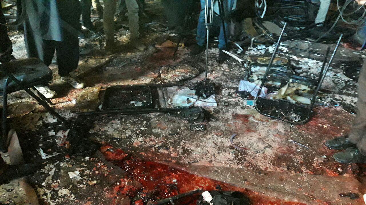 داعش مسئولیت حملات تروریستی کابل را به عهده گرفت