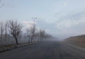 پیش بینی وزش باد و مه صبحگاهی