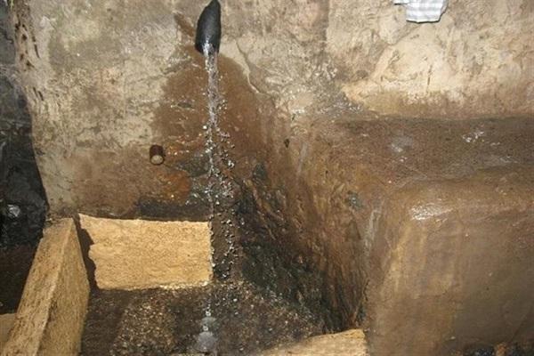 حمام سنگی گیوی نماد ذوق و سخت کوشی نیاکان در پاکیزگی