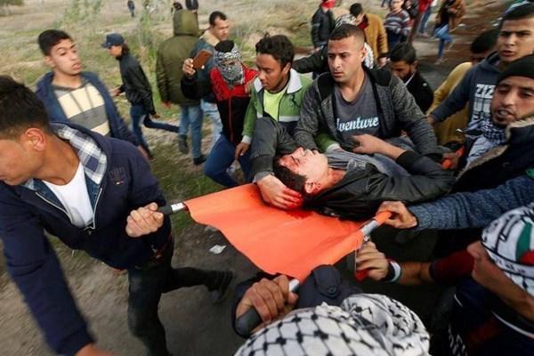 ۱۶ شهید و بیش از ۳ هزار زخمی فلسطینی در ۲۲ روز گذشته