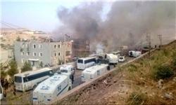 رسانههای ترکیه از وقوع انفجار در نزدیکی مرکز پلیس «آدانا» خبر دادند