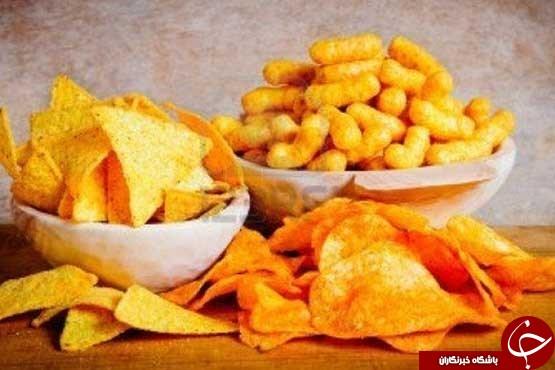 این مواد غذایی پرطرفدار را قبل از خواب نخورید!