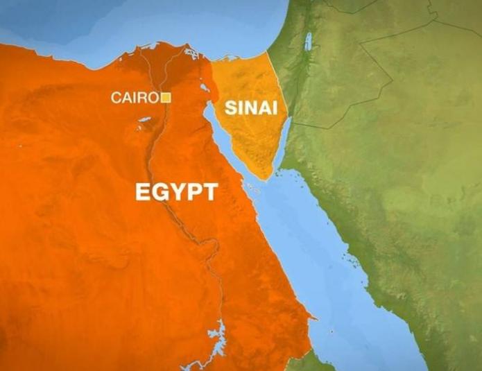 فرمانده نظامی منطقه «بئر العبد» مصر کشته شد
