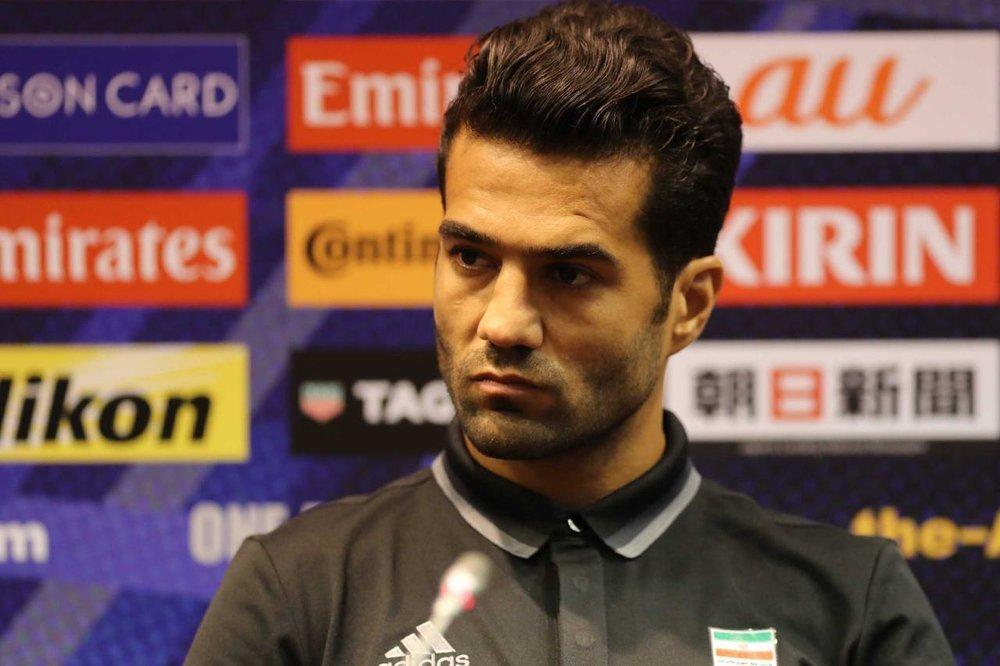 دلیل مسعود شجاعی برای گرفتن شماره 24 باشگاه جدید خود +عکس