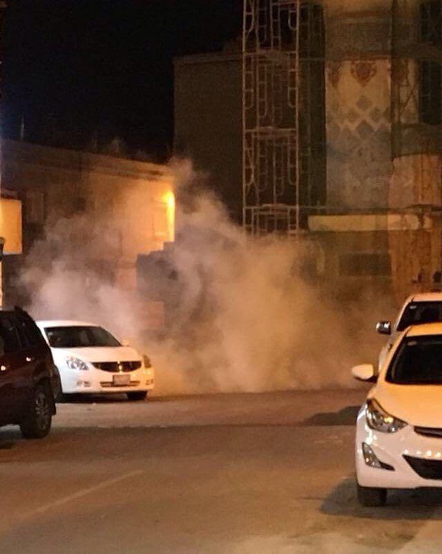 نیروهای امنیتی آل خلیفه تظاهرات شهروندان بحرینی را سرکوب کردند