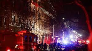 افزایش کشتههای آتشسوزی نیویورک به ۱۲ نفر
