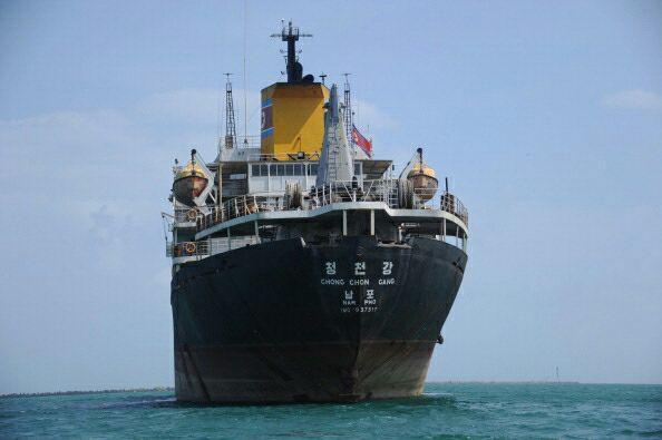 پهلو گرفتن چهار کشتی کره شمالی در بنادر جهان ممنوع شد