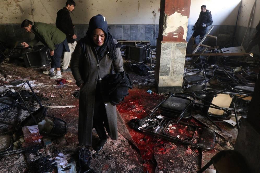 دولت اسپانیا حمله تروریستی داعش در کابل را محکوم کرد