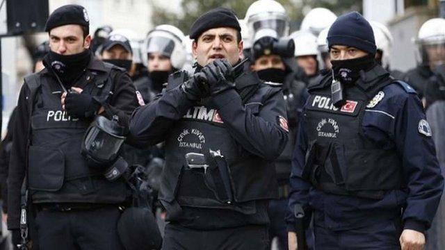 بازداشت ۲۹ تن در آنکارا به اتهام ارتباط با داعش