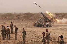 کشته و زخمی شدن ۵۰ مزدور سعودی در حمله نیروهای یمنی