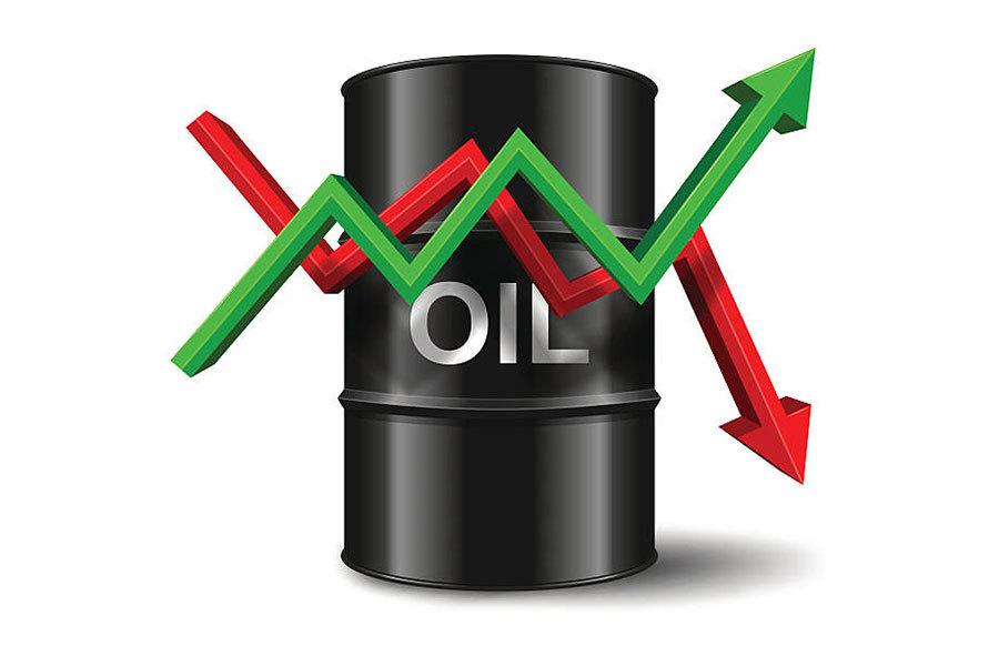 قیمت نفت در بازار جهانی با کاهش تولید و ذخایر نفت آمریکا افزایش یافت