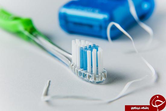 روش صحیح مسواک زدن و طریقه صحیح کشیدن نخ دندان