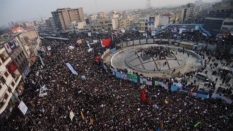 بصیرت عاشورایی ملت ایران، مُهر بطلانی بر فتنه 88