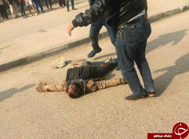 حمله مسلحانه به کلیسایی در مصر