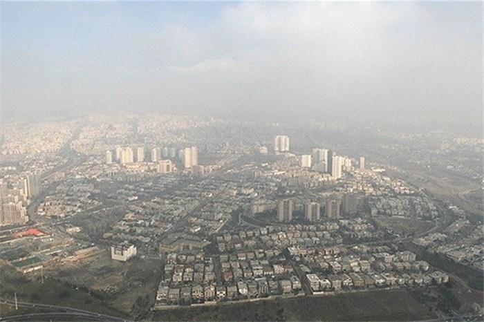 تهران در آستانه اضطرار/ انتظار آلودگی هوا با پایدار ماندن شرایط جوی